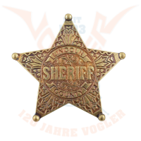 "Sheriffstern ""Lincoln county"""